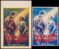 """Movie Posters:Drama, The Glory of Faith (French Film Exchange, 1937). Window Card (14"""" X 22""""), and Pressbook (Multiple Pages) (12"""" X 18""""). Drama.... (Total: 2 Item)"""