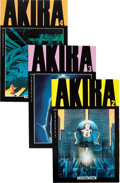 Modern Age (1980-Present):Science Fiction, Akira #1-9 and 12 Group (Marvel, 1988-89) Condition: Average NM....(Total: 19 Comic Books)