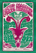 "Music Memorabilia:Posters, Grateful Dead/Country Joe and the Fish ""Danse Macabre"" PauleyBallroom Concert Poster (1966). This show was produced by the...(Total: 1 Item)"