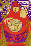 Music Memorabilia:Posters, Cream/Paul Butterfield Blues Band Fillmore Concert Poster BG-79(1967). It was a week of electric Blues at the Fillmore when...(Total: 1 Item)