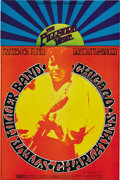 Music Memorabilia:Posters, Steve Miller Band Fillmore West Concert Poster BG-175 (Bill Graham,1969). 1969 was a good year for Steve Miller, who was r... (Total:1 Item)