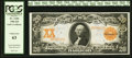 Large Size:Gold Certificates, Fr. 1182 $20 1906 Gold Certificate PCGS Choice New 63.. ...