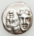 Ancients:Greek, Ancients: MOESIA. Istrus. 4th Century BC. AR drachm (5.11 gm)....