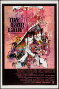"Movie Posters:Musical, My Fair Lady (Warner Brothers, 1964). International One Sheet (27"" X 41""). Musical.. ..."
