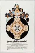 "Movie Posters:Comedy, Candy and Other Lot (Cinerama Releasing, 1969). One Sheets (2) (27"" X 41""). Comedy.. ... (Total: 2 Items)"