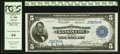 Fr. 800 $5 1915 Federal Reserve Bank Note PCGS Very Choice New 64