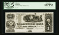 Obsoletes By State:Vermont, Windsor, VT- The Ascutney Bank $1 May 1, 1848 G2 Coulter 1 Proof. ...