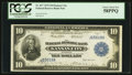 Large Size:Federal Reserve Bank Notes, Fr. 817 $10 1915 Federal Reserve Bank Note PCGS Choice About New 58PPQ.. ...