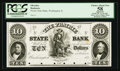 Obsoletes By State:Illinois, Washington, IL- The Prairie State Bank $10 G8 Proof. ...