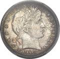 Barber Quarters, 1902-O 25C MS66 PCGS....