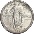 Standing Liberty Quarters, 1916 25C MS64 Full Head NGC....