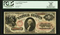 Large Size:Legal Tender Notes, Fr. 24 $1 1875 Legal Tender PCGS Apparent Very Fine 35.. ...