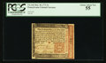Colonial Notes:Pennsylvania, Pennsylvania March 20, 1771 5s PCGS Choice About New 55.. ...