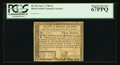 Colonial Notes:Rhode Island, Rhode Island July 2, 1780 $3 PCGS Superb Gem New 67PPQ.. ...