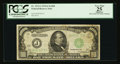 Small Size:Federal Reserve Notes, Fr. 2212-J $1000 1934A Federal Reserve Note. PCGS Apparent Very Fine 25.. ...