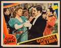 """Movie Posters:Drama, Goodbye, Mr. Chips (MGM, 1939). Autographed Lobby Card (11"""" X 14"""").Drama.. ..."""