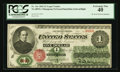 Fr. 16c $1 1862 Legal Tender PCGS Extremely Fine 40