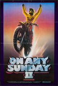 "Movie Posters:Documentary, On Any Sunday II (International Film Marketing, 1981). One Sheet (27"" X 41""). Documentary.. ..."