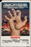 """Movie Posters:Horror, Phase IV (Paramount, 1974). One Sheet (27"""" X 41""""). Horror.. ..."""
