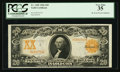 Large Size:Gold Certificates, Fr. 1185 $20 1906 Gold Certificate PCGS Very Fine 35.. ...