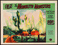 "Movie Posters:Science Fiction, The Monolith Monsters (Universal International, 1957). Lobby Card(11"" X 14""). Science Fiction.. ..."