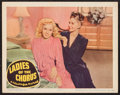 "Movie Posters:Comedy, Ladies of the Chorus (Columbia, 1948). Lobby Card (11"" X 14"").Comedy.. ..."