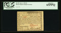 Colonial Notes:Rhode Island, Rhode Island July 2, 1780 $2 PCGS Gem New 65PPQ.. ...