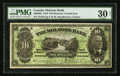 Canadian Currency: , Montreal, PQ- The Molsons Bank $10 Jan. 3, 1916 Ch. # 490-36-02 ....