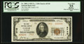 National Bank Notes:Colorado, Lamar, CO - $20 1929 Ty. 2 The First NB Ch. # 3749. ...