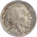 Buffalo Nickels, 1916 5C Doubled Die Obverse VF25 PCGS. FS-101....