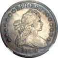 Early Dollars, 1800 $1 -- Improperly Cleaned -- NGC Details. AU. B-12, BB-184,R.3....