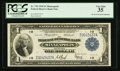 Fr. 735 $1 1918 Federal Reserve Bank Note PCGS Very Fine 35