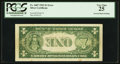 Error Notes:Inverted Reverses, Fr. 1607 $1 1935 Inverted Reverse Silver Certificate. PCGS VeryFine 25.. ...