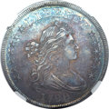 Early Dollars, 1799/8 $1 15 Stars Reverse MS61 NGC. B-3, BB-141, R.3....