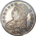 Proof Bust Half Dollars, 1826 50C PR65+ NGC. O-101, High R.7 as a Proof...