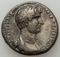 Ancients:Roman Provincial , Ancients: CILICIA. Aegeae. Hadrian (AD 117-138). AR tetradrachm(13.23 gm). ...
