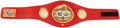 "Boxing Collectibles:Autographs, Roy Jones Jr. ""Fighter of the 90's"" Signed IBF Championship ReplicaBelt...."
