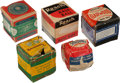 Baseball Collectibles:Others, 1930's-50's Baseball Boxes Lot of 5....