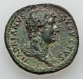 Ancients:Ancient Lots  , Ancients: ROMAN IMPERIAL / PROVINCIAL. Hadrian to Numerian. Lot oftwo (2) coins. ... (Total: 2 coins)