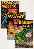 Silver Age (1956-1969):Horror, Atlas Comics Silver Age Monster Group (Atlas, 1959-62) Condition:Average GD.... (Total: 23 Comic Books)