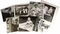 Movie/TV Memorabilia:Photos, Peter Fonda Childhood Photo Lot. Peter Fonda personally selectedthese eight photos from the family's archive for this lot. ...(Total: 1 Item)