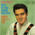 Music Memorabilia:Memorabilia, Elvis Presley 45 w/ Picture Sleeve Group of 7 (RCA, 1958-71). Stock up with a nice collection of decades-spanning classic 45... (Total: 1 Item)