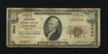 National Bank Notes:Kentucky, Lebanon, KY - $10 1929 Ty. 1 The Citizens NB Ch. # 3988. ...