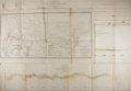 Books:Maps & Atlases, [Antique Maps] Lot of Four Geological Maps From the U.S. Pacific Rail Road Expedition and Survey, Circa 1853-1854. Various s...