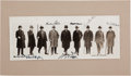 Autographs:U.S. Presidents, William H. Taft Supreme Court Photograph Signed by Eight of the Nine Justices....