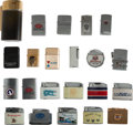 Baseball Collectibles:Others, 1950-60 Stan Musial Lighter Lot of 21. ...