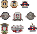 Baseball Collectibles:Others, Stan Musial Hall of Fame Pins Lot of 8....