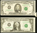 Error Notes:Foldovers, A Shifted Second Printing and a Foldover.. ... (Total: 2 notes)