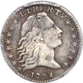 Early Half Dimes, 1794 H10C -- Altered Surfaces -- PCGS Genuine. VF Details. V-4,LM-4, R.4....