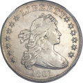 Early Dollars, 1801 $1 -- Improperly Cleaned -- NGC Details. XF. B-3, BB-213,R.3....